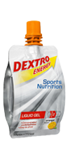 Dextro Sports Liquid Gel Orange